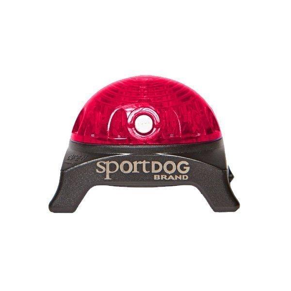 Sportdog® Locator Beacon Vilkkuvalo Koiralle Punainen