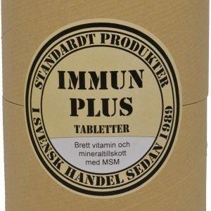 Standardt Immuuni+