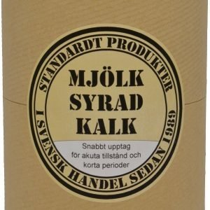 Standardt Maitohappopitoinen Kalkki 250 G