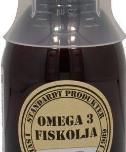 Standardt Omega3 Kalaöljy Nestemäinen