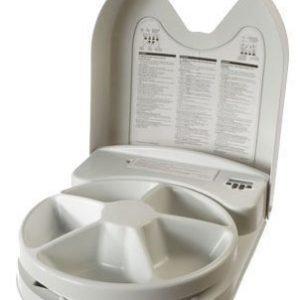 Staywell Ruoka Automaatti Eatwell 5 Meal Pet Feeder