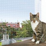 Suojaverkko kissalle
