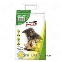 Super Benek Corn Cat Fresh Grass - 7 l (noin 5 kg)