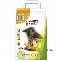 Super Benek Corn Cat Natural - 40 l (noin 26
