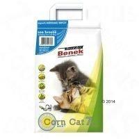 Super Benek Corn Cat Sea Breeze - säästöpakkaus: 3 x 7 l (noin 15 kg)