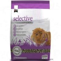 Supreme Science Selective Guinea Pig -marsunruoka - säästöpakkaus: 5 x 1