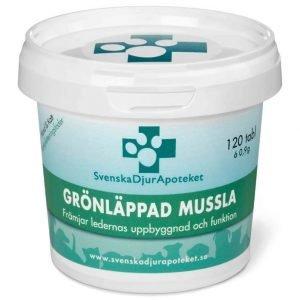 Svenska Djurapoteket Viherhuulisimpukka 120 Kpl