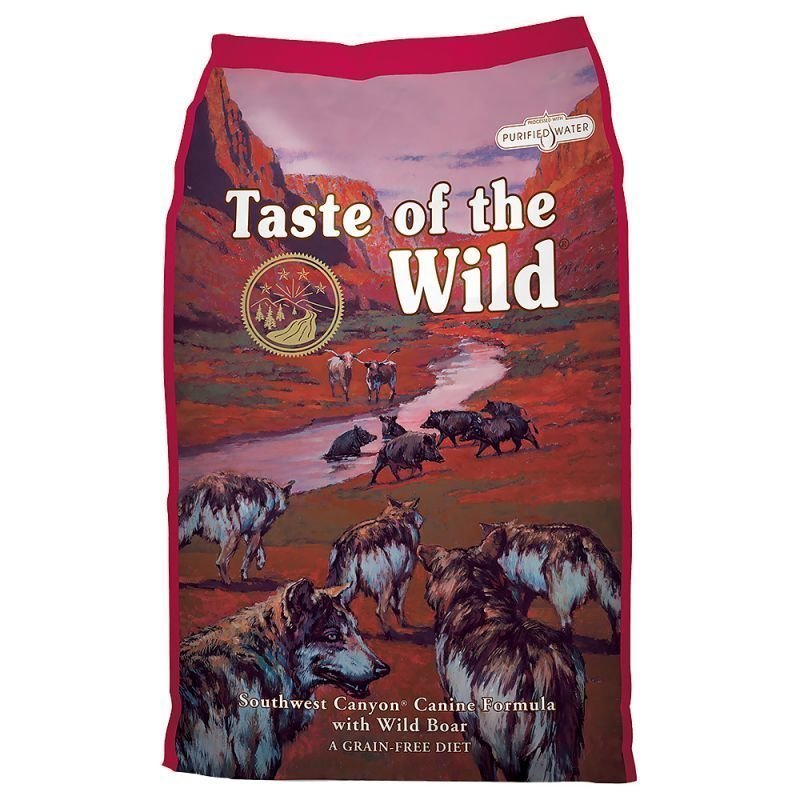 Taste Of The Wild Canine Southwest Canyon 13 Kg