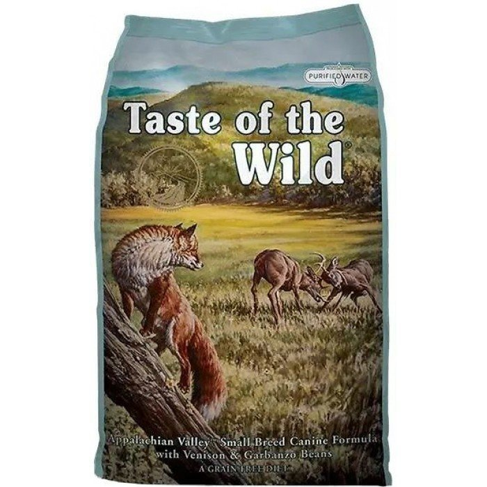 Taste Of The Wild Dog Appalchian Valley Small Breed 6 Kg