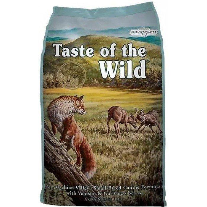 Taste Of The Wild Dog Appalchian Valley Small Breed 6 Kg