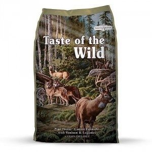 Taste Of The Wild Dog Pine Forest 13 Kg