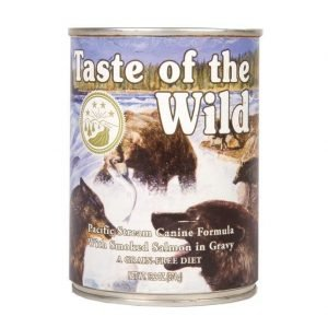Taste Of The Wild Pacific Stream 12 X 375 G