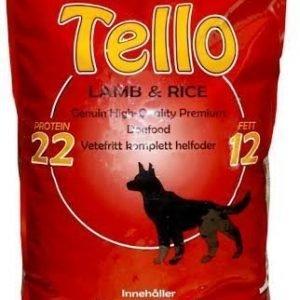 Tello Lamb & Rice 15 Kg