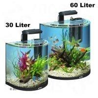 Tetra AquaArt Explorer Line Halfmoon Aquarium - 30 l
