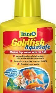 Tetra Aquasafe Goldfish 100 Ml
