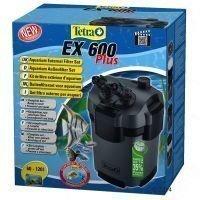 Tetra EX Plus -ulkosuodatin - EX 600 Plus 60-120-litraisille akvaarioille