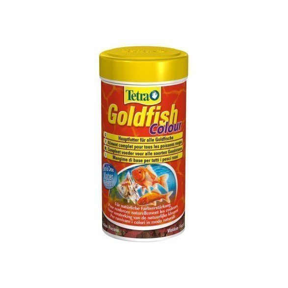 Tetra Goldfish Colour 250 Ml