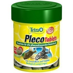 Tetra Pleco Tablets 120 Kpl