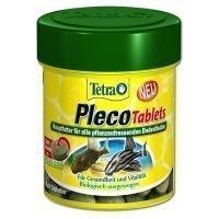 Tetra Pleco Tablets -ruokatabletit - säästöpakkaus: 3 x 275 tablettia