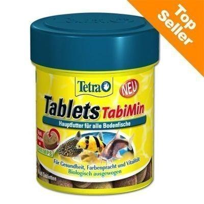 Tetra Tablets TabiMin -ruokatabletit - 120 tablettia (36 g)