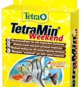 Tetra Tetramin Weekend 20 Tablettia