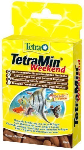 Tetra Tetramin Weekend 20 Tablettia