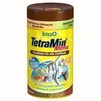 TetraMenu-hiutalesekoitus - Säästöpakkaus: 2 x 250 ml