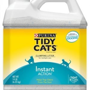 Tidy Cats Instant Action Blå 6