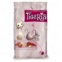 Tigeria 7 Snacks - herkkuja joka päivälle - 4 x 35 g