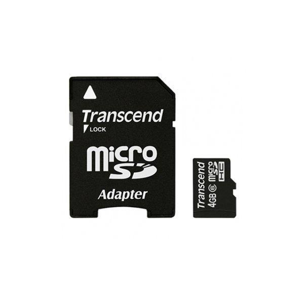 Transcend 4gb Microsd Muistikortti