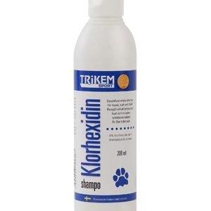 Trikem Klorhexidin Schampo 200 Ml
