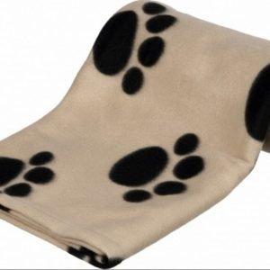 Trixie Barney Hundfilt Svart / Beige 150x100 Cm