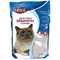 Trixie Fresh'n'Easy -silikaattihiekka - säästöpakkaus: 3 x 5 l