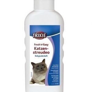 Trixie Fresh'n'easy Kattsandsdeo Babypowder 750 G