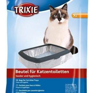 Trixie Hiekkalaatikkopussit 10 Kpl / Pakkaus Xl 56x71 Cm
