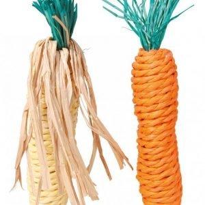 Trixie Järsintälelu Porkkanat 15 Cm 2 Kpl / Pakkaus