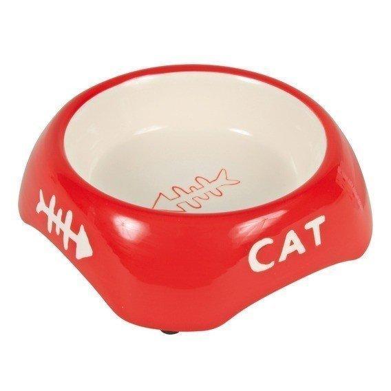 Trixie Keraaminen Kissan Ruokakuppi Cat