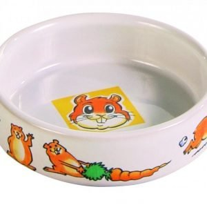 Trixie Keraaminen Kuppi Suloiset Hamsterit 8 Cm