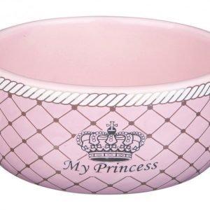 Trixie Keramikskål My Princess 11 Cm