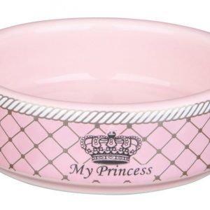 Trixie Keramikskål My Princess 8 Cm