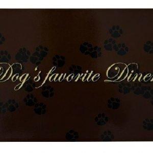 Trixie Koiran Ruokailualusta Dog's Favorite Diner