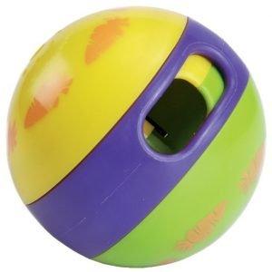 Trixie Kolmivärinen Aktivointipallo 6 Cm