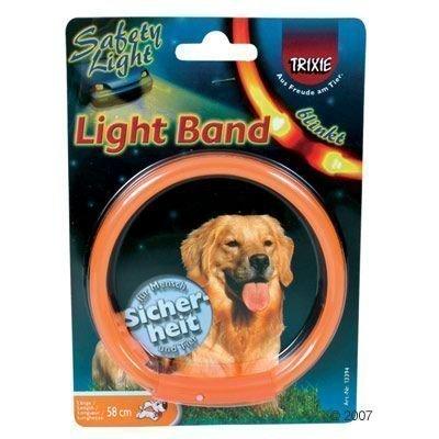 Trixie Light Band -vilkkupanta - 42 cm