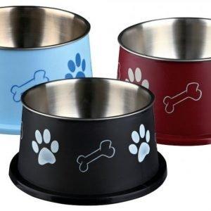 Trixie Metallikuppi Luppakorvaisille Koirille 0