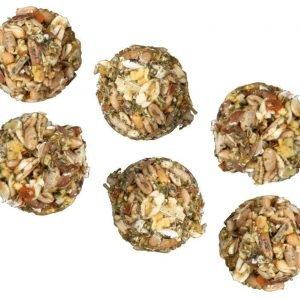 Trixie Natur Snack Pallot Omena / Speltti 6 Kpl Pakkaus