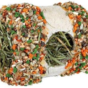 Trixie Natur Snack Pesusienikurkkutunneli Niittyheinää 80 G