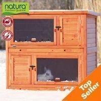 Trixie Natura 2 in 1 -kaninkoppi
