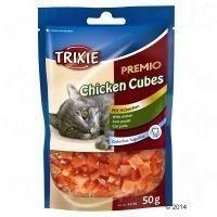 Trixie Premio Chicken Cubes - säästöpakkaus: 3 x 50 g