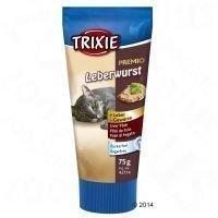 Trixie Premio -maksamakkara - säästöpakkaus: 3 x 75 g