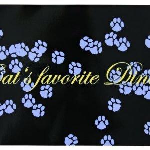 Trixie Ruoka Alusta Cat's Favourite Diner 44x28 Cm